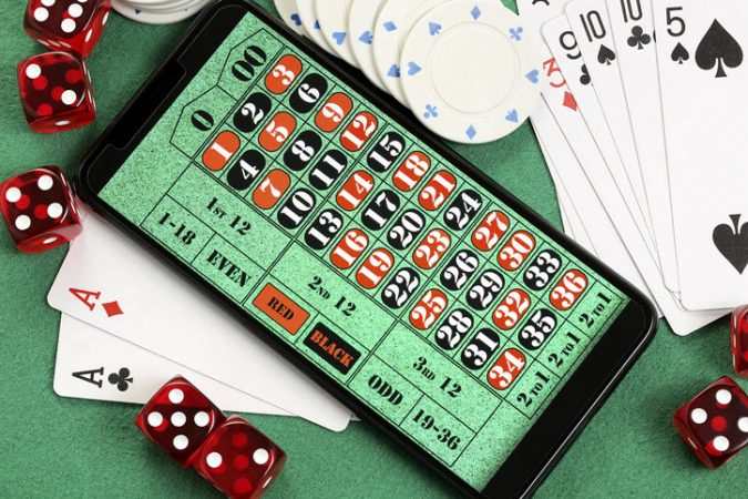 Top Online Casinos - Mobile Roulette